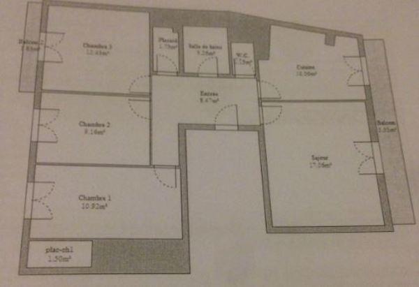 Appartement 26 avenue de savigny bobigny en vente le 12 - Chambre de commerce bobigny adresse ...